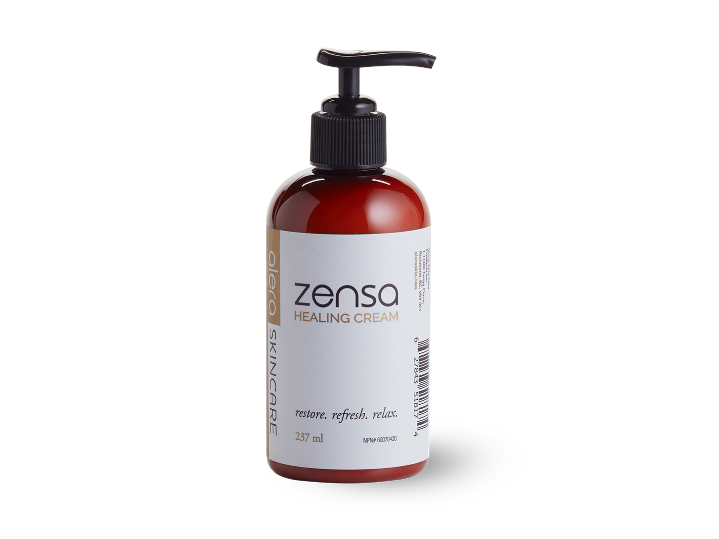 Zensa Healing Cream - 237ml | Pharmaceutical-grade relief for skin